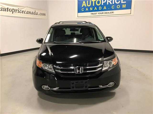 2014 Honda Odyssey Touring (Stk: W0047) in Mississauga - Image 2 of 28
