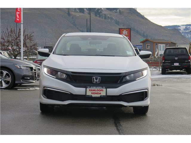 2019 Honda Civic LX (Stk: N14254) in Kamloops - Image 1 of 11