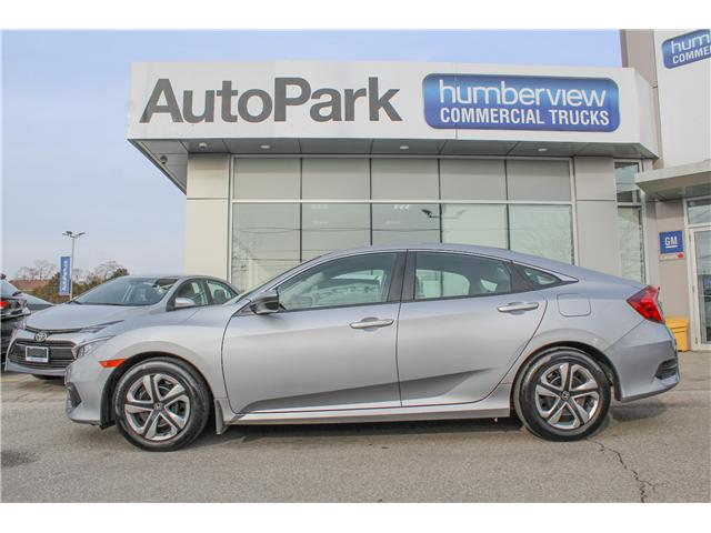 2017 Honda Civic LX (Stk: APR2548) in Mississauga - Image 3 of 21