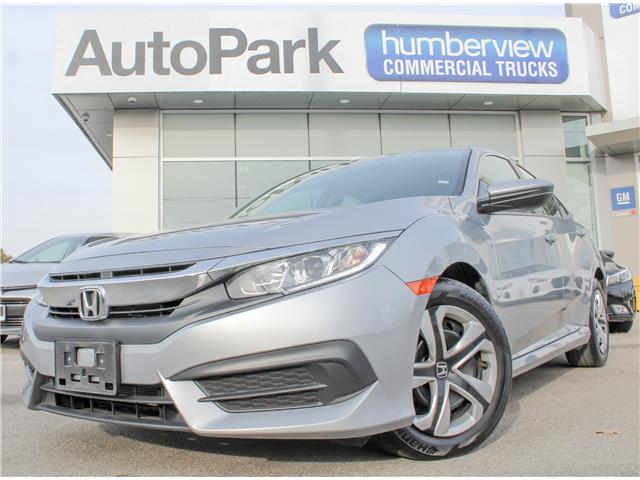 2017 Honda Civic LX (Stk: APR2548) in Mississauga - Image 1 of 21