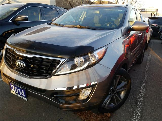 2014 Kia Sportage SX (Stk: p39163a) in Mississauga - Image 1 of 15