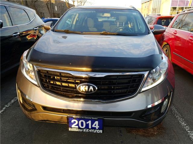 2014 Kia Sportage SX (Stk: p39163a) in Mississauga - Image 2 of 15