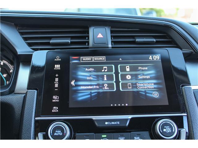 2018 Honda Civic LX (Stk: 18-002926) in Mississauga - Image 12 of 19