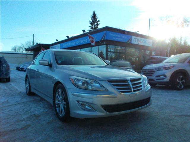 2012 Hyundai Genesis 3.8 (Stk: 181946) in North Bay - Image 2 of 13