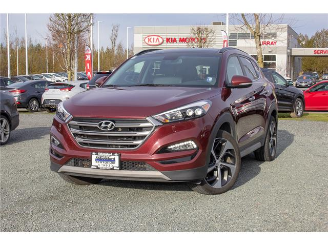 2017 Hyundai Tucson Limited (Stk: AH8795) in Abbotsford - Image 3 of 27
