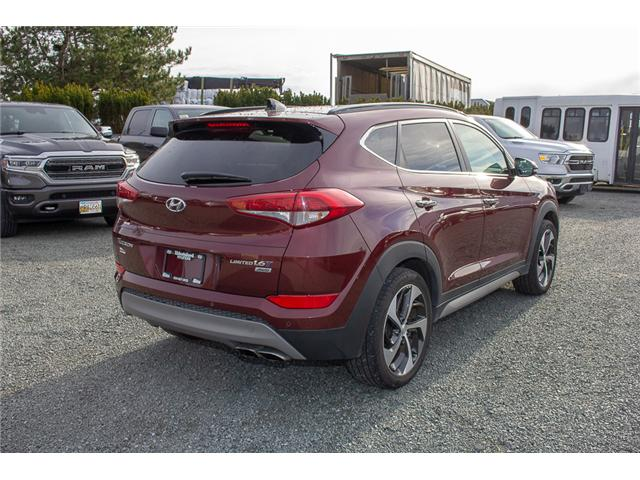 2017 Hyundai Tucson Limited (Stk: AH8795) in Abbotsford - Image 7 of 27