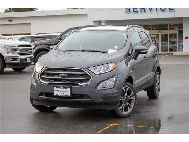 2018 Ford EcoSport SE (Stk: 8EC1526) in Surrey - Image 3 of 25