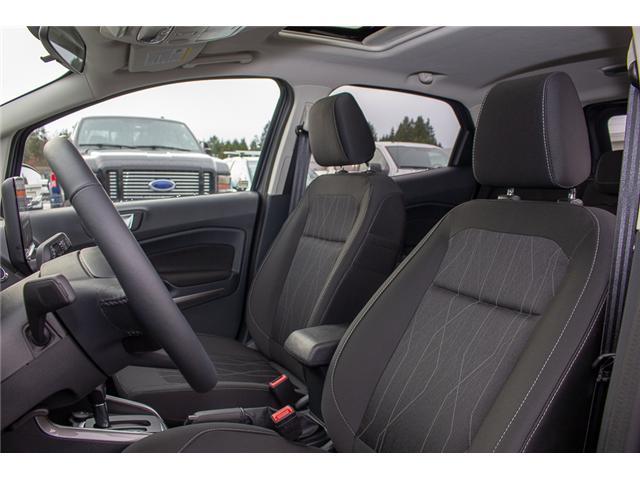 2018 Ford EcoSport SE (Stk: 8EC1526) in Surrey - Image 9 of 25