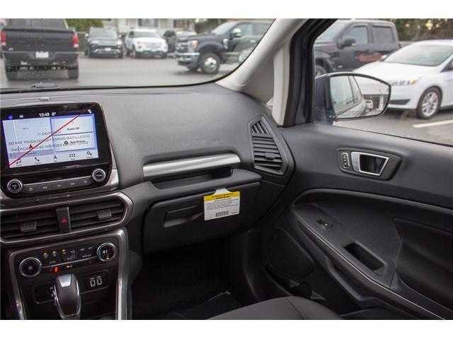 2018 Ford EcoSport SE (Stk: 8EC1526) in Surrey - Image 13 of 25