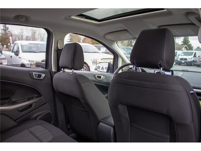 2018 Ford EcoSport SE (Stk: 8EC1526) in Surrey - Image 14 of 25