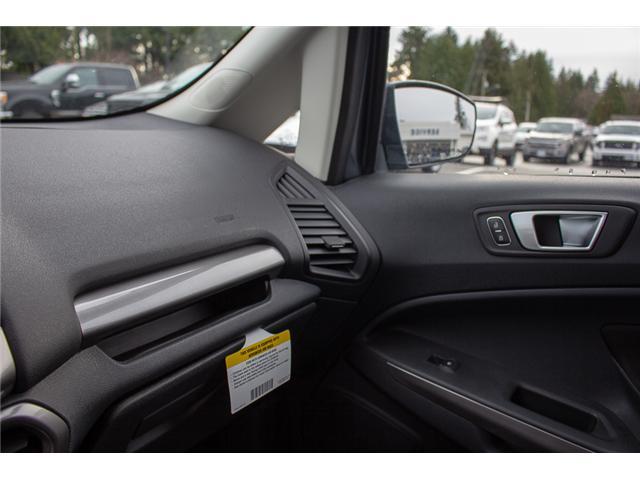 2018 Ford EcoSport SE (Stk: 8EC1526) in Surrey - Image 24 of 25