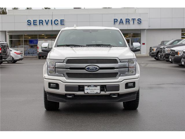 2018 Ford F-150 Platinum (Stk: 8F15694) in Surrey - Image 2 of 30
