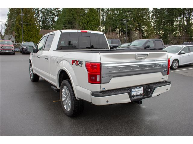 2018 Ford F-150 Platinum (Stk: 8F15694) in Surrey - Image 5 of 30