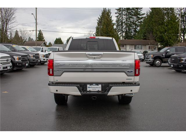 2018 Ford F-150 Platinum (Stk: 8F15694) in Surrey - Image 6 of 30