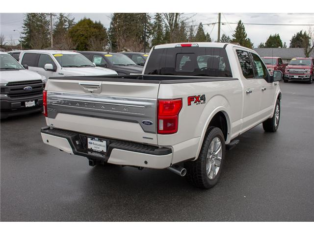 2018 Ford F-150 Platinum (Stk: 8F15694) in Surrey - Image 7 of 30