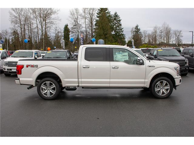 2018 Ford F-150 Platinum (Stk: 8F15694) in Surrey - Image 8 of 30