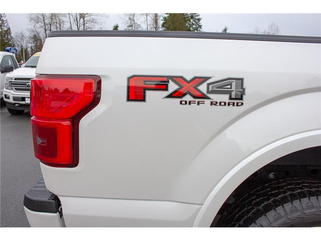 2018 Ford F-150 Platinum (Stk: 8F15694) in Surrey - Image 9 of 30