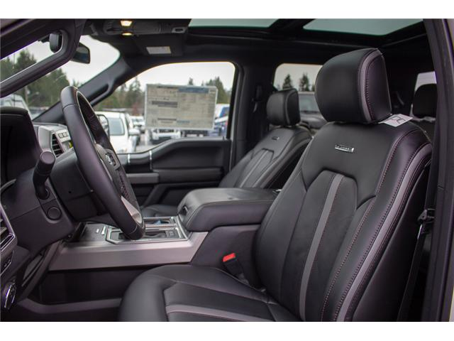 2018 Ford F-150 Platinum (Stk: 8F15694) in Surrey - Image 15 of 30