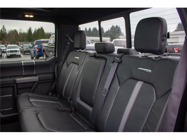 2018 Ford F-150 Platinum (Stk: 8F15694) in Surrey - Image 17 of 30