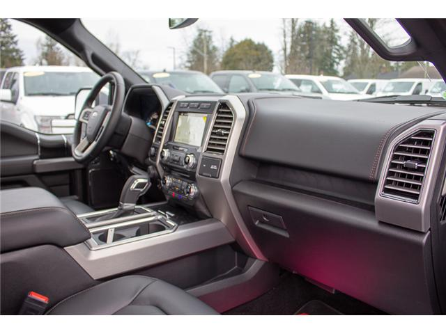 2018 Ford F-150 Platinum (Stk: 8F15694) in Surrey - Image 22 of 30