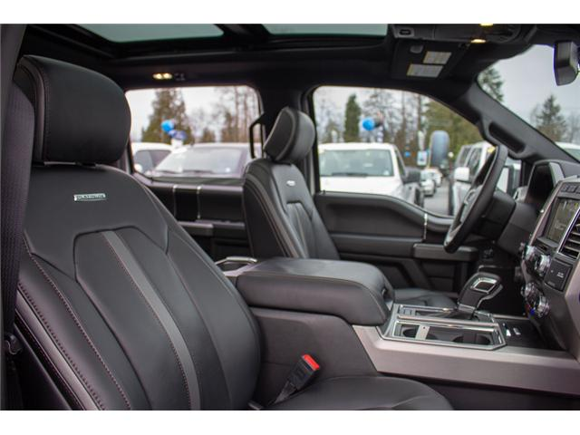 2018 Ford F-150 Platinum (Stk: 8F15694) in Surrey - Image 23 of 30