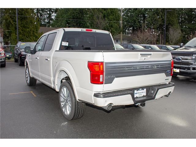 2019 Ford F-150 Limited (Stk: 9F15490) in Surrey - Image 5 of 30