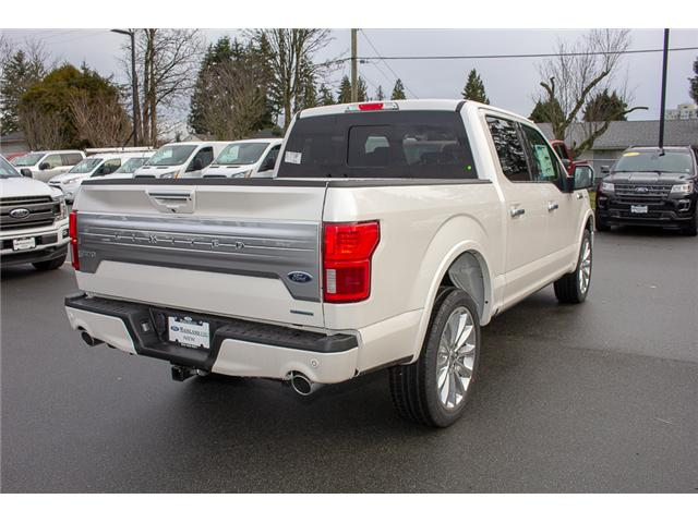 2019 Ford F-150 Limited (Stk: 9F15490) in Surrey - Image 7 of 30