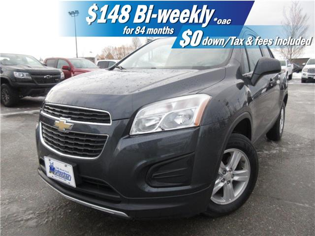 2015 Chevrolet Trax 1LT (Stk: 4J85871A) in Cranbrook - Image 1 of 19