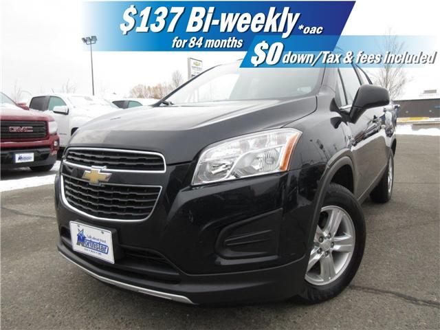 2015 Chevrolet Trax 1LT (Stk: 61806A) in Cranbrook - Image 1 of 18
