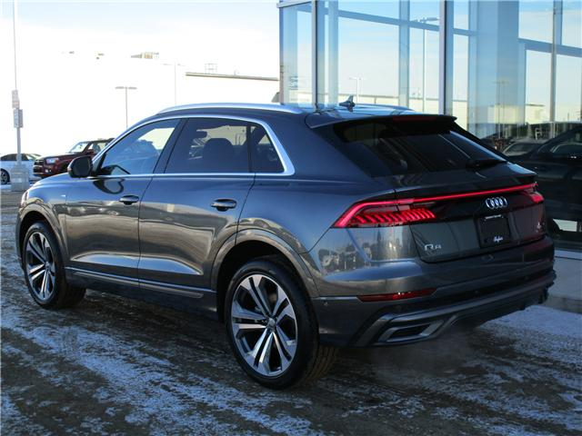 2019 Audi Q8 55 Technik (Stk: 190140) in Regina - Image 3 of 34
