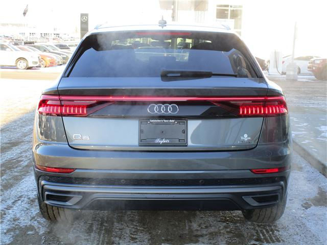 2019 Audi Q8 55 Technik (Stk: 190140) in Regina - Image 4 of 34