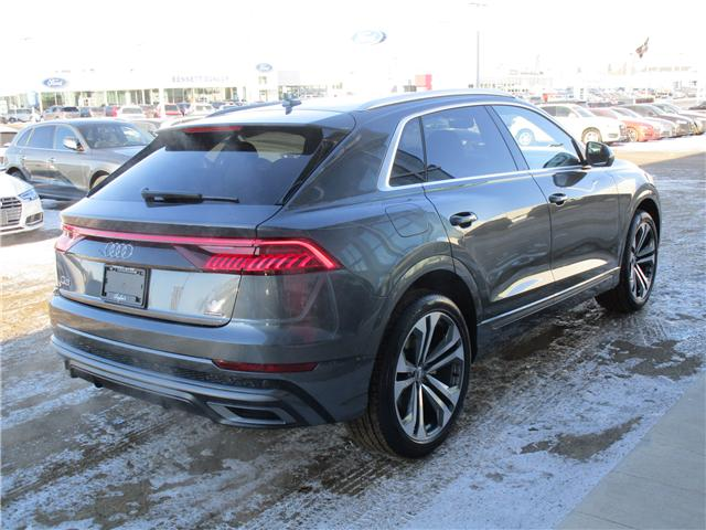 2019 Audi Q8 55 Technik (Stk: 190140) in Regina - Image 5 of 34