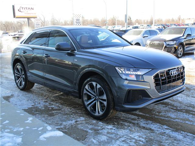 2019 Audi Q8 55 Technik (Stk: 190140) in Regina - Image 8 of 34
