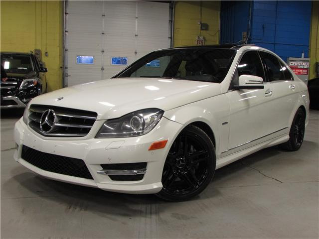 2012 Mercedes-Benz C-Class Base (Stk: C5485) in North York - Image 1 of 20
