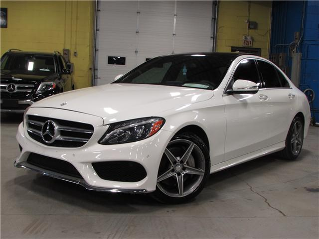 2015 Mercedes-Benz C-Class Base (Stk: S5761) in North York - Image 1 of 20