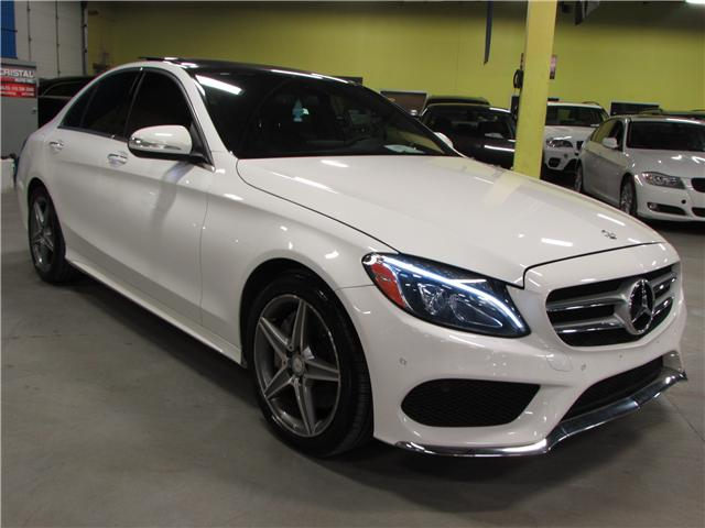 2015 Mercedes-Benz C-Class Base (Stk: S5761) in North York - Image 4 of 20