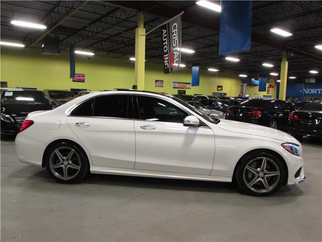 2015 Mercedes-Benz C-Class Base (Stk: S5761) in North York - Image 5 of 20