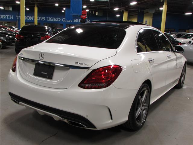 2015 Mercedes-Benz C-Class Base (Stk: S5761) in North York - Image 6 of 20