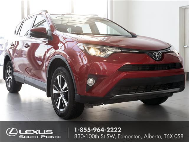 2017 Toyota RAV4 XLE (Stk: LUB0503) in Edmonton - Image 1 of 19