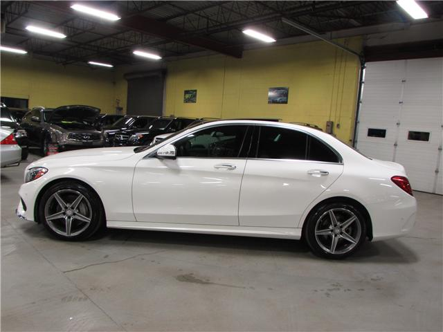 2015 Mercedes-Benz C-Class Base (Stk: S5761) in North York - Image 9 of 20