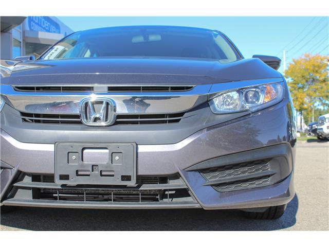 2018 Honda Civic LX (Stk: 18-002926) in Mississauga - Image 4 of 19