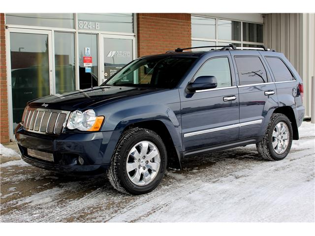 2010 Jeep Grand Cherokee Limited (Stk: 123896) in Saskatoon - Image 1 of 25