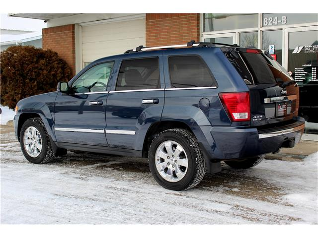 2010 Jeep Grand Cherokee Limited (Stk: 123896) in Saskatoon - Image 2 of 25