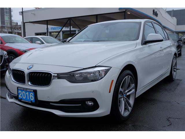 2016 BMW 320i xDrive (Stk: 7832A) in Victoria - Image 3 of 23