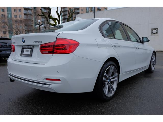 2016 BMW 320i xDrive (Stk: 7832A) in Victoria - Image 9 of 23