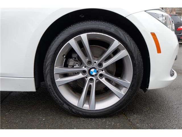 2016 BMW 320i xDrive (Stk: 7832A) in Victoria - Image 11 of 23