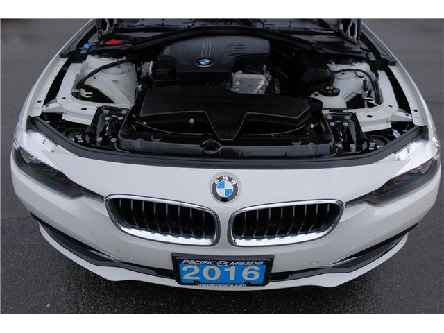 2016 BMW 320i xDrive (Stk: 7832A) in Victoria - Image 23 of 23