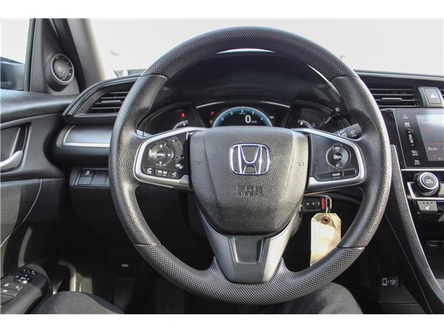 2017 Honda Civic LX (Stk: APR2400) in Mississauga - Image 8 of 18