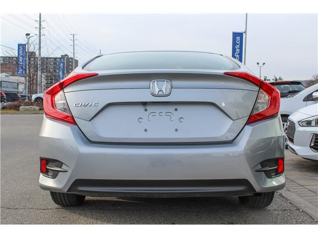 2017 Honda Civic LX (Stk: 17-037673) in Mississauga - Image 5 of 20