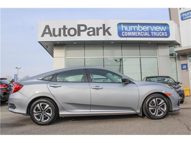 2017 Honda Civic LX (Stk: 17-037673) in Mississauga - Image 4 of 20